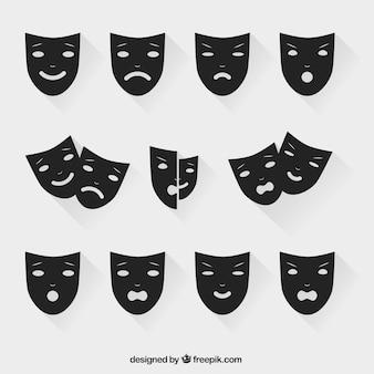 劇場マスク