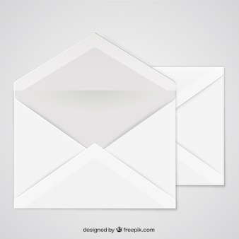 オープン封筒