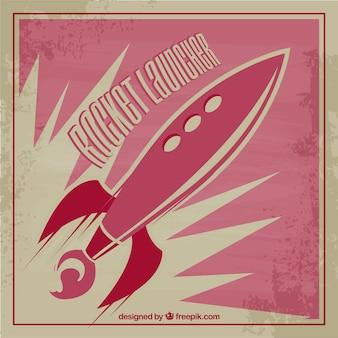 ロケットランチャーのポスター