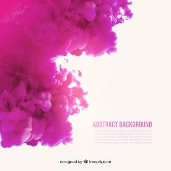 Абстрактный розовый фон