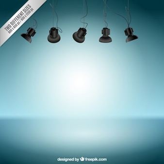 Студия прожекторы