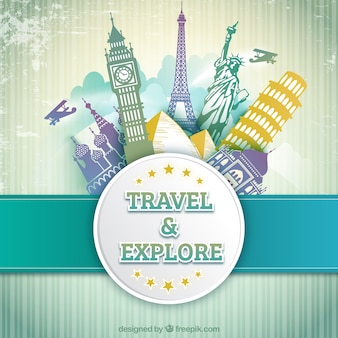 Путешествовать и исследовать