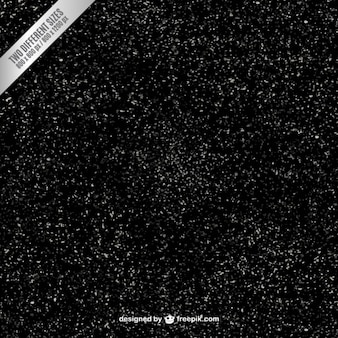 Белые пятнышки на черном фоне