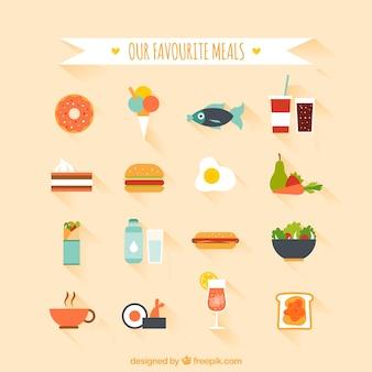 Любимые блюда
