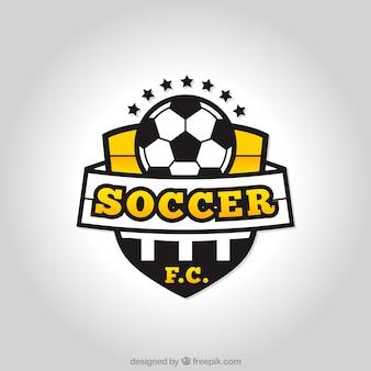 サッカーチームのロゴ