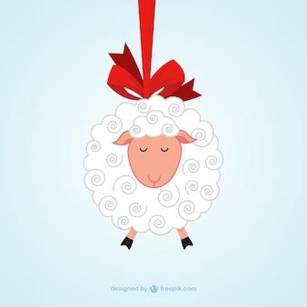 ハンギング羊