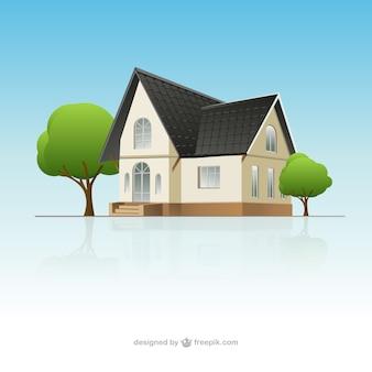Реалистичная дом