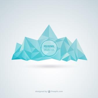 ポリゴン山