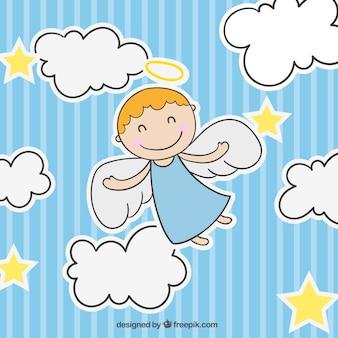 かわいい天使