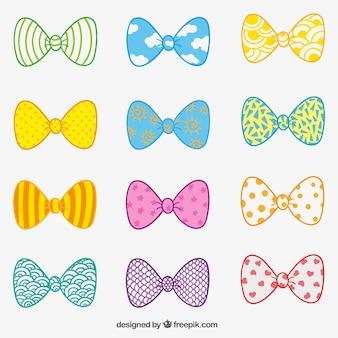 Ручной обращается галстуки-бабочки