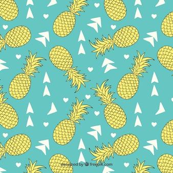 パイナップルパターン