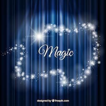 Магия фоне