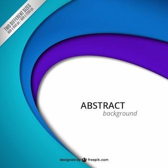 青色層と抽象的な背景