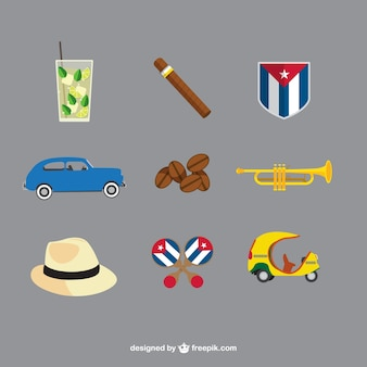 キューバの要素