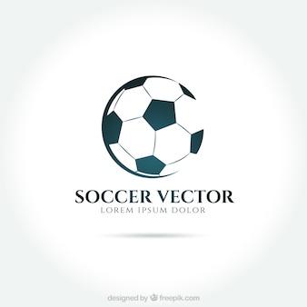 サッカーのロゴ