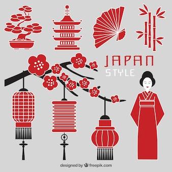 Япония стиль