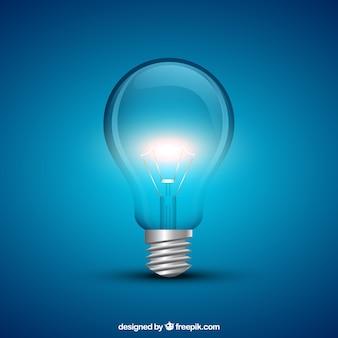 Светящиеся лампочки