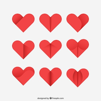 Коллекция аннотация сердца