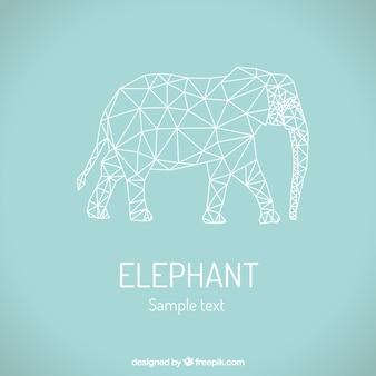 ポリゴン象