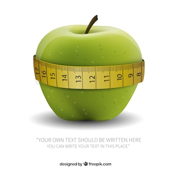 ダイエットのコンセプト