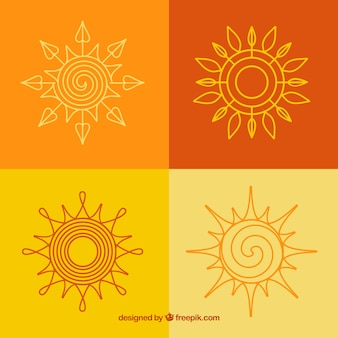 Аннотация солнц