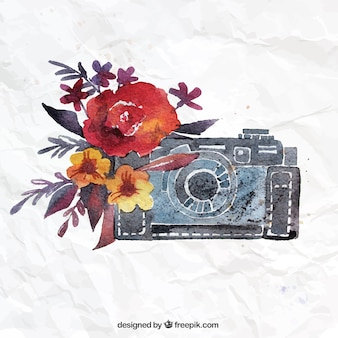 水彩カメラ