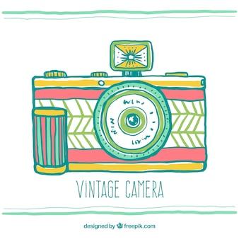 手描きカメラ