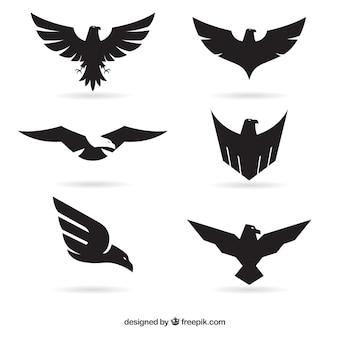 Орел логотипы