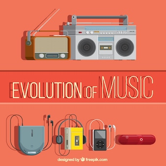 音楽の進化