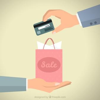 Оплата кредитной картой