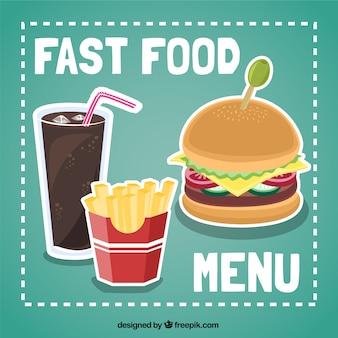 Меню быстрого питания