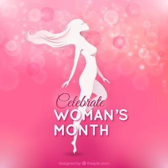 Женщины месяц