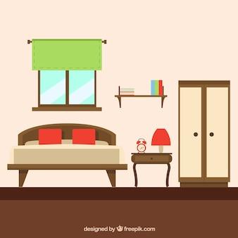 時代遅れの家庭用家具