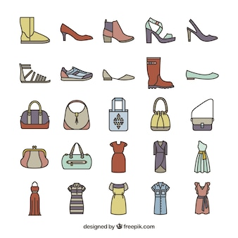 Женский иконы моды