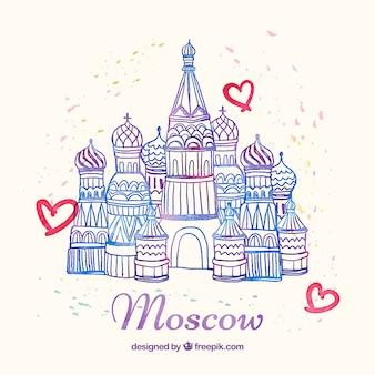Москва памятник