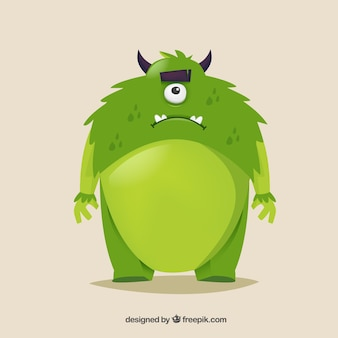 Зеленый монстр