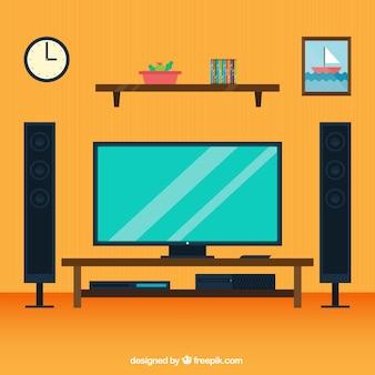 テレビ用家具