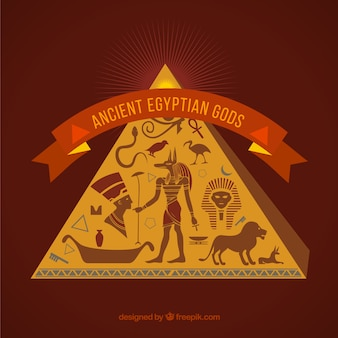古代エジプトの神々