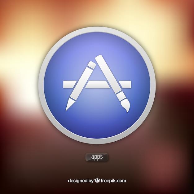 アプリストアのアイコン