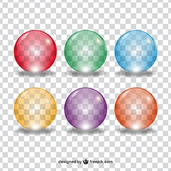 色付きの泡