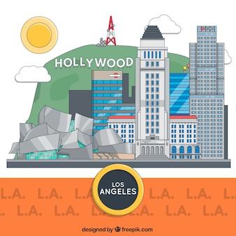 ロサンゼルスの建物