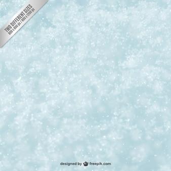 雪に覆われた抽象的な背景