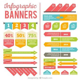 Инфографики баннеры