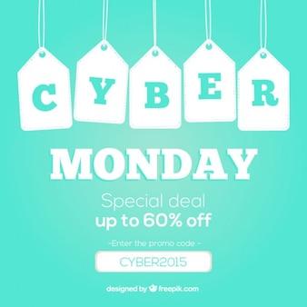 Кибер понедельник код
