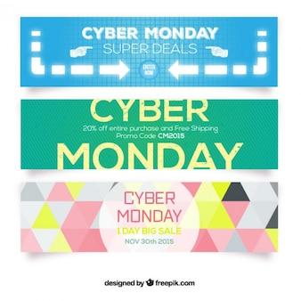 Кибер понедельник баннеры