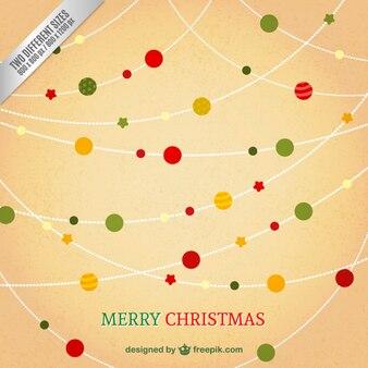 クリスマスボールパター