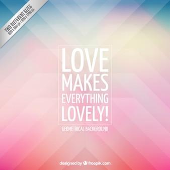 愛してはすべて素敵な背景を作ります