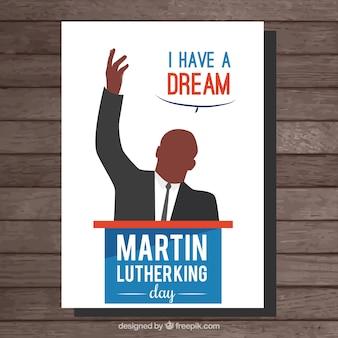 マーティン・ルーサー・キングの日カード