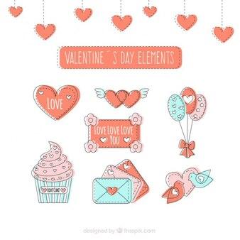 スケッチバレンタインの日の事