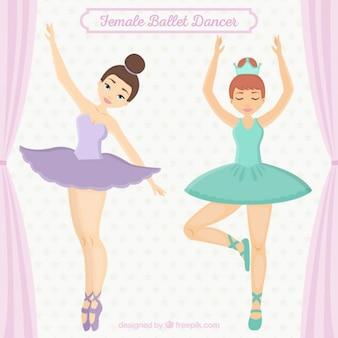 Ручной обращается танцоров девушка